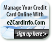 Manage your card online with ezcardinfo.com