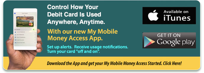 Control how your debit card is used anywhere